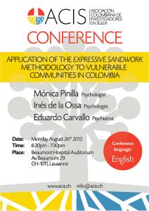 Poster-Expressive Sandwork
